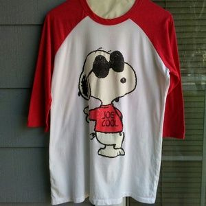 Snoopy as Joe Cool